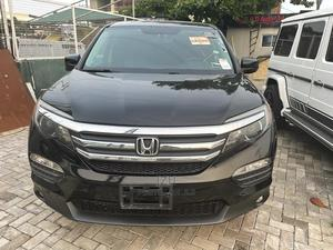Honda Pilot 2016 Black | Cars for sale in Lagos State, Lekki