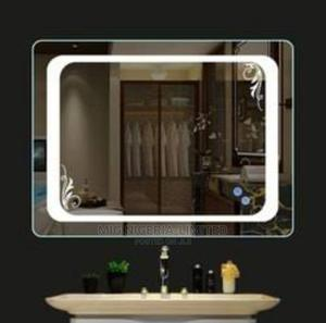 Sensors Bathroom RED Light Mirror   Home Accessories for sale in Lagos State, Surulere