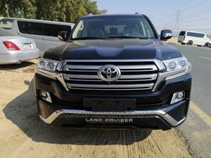 Toyota Land Cruiser 2016 4.6 V8 VXR Black   Cars for sale in Lagos State, Ajah