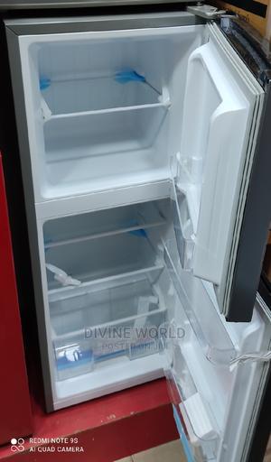 Brand New Hisense 130litres Double Doors Fridge (Ref-182dr) | Kitchen Appliances for sale in Lagos State, Ojo