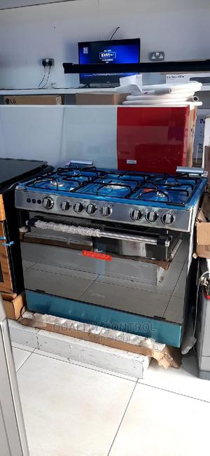 Midea Cookers 5 Burners All Gas. | Kitchen Appliances for sale in Abuja (FCT) State, Asokoro