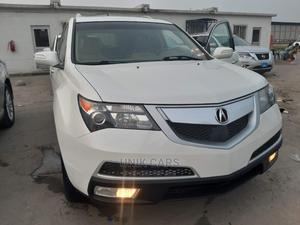 Acura MDX 2012 White | Cars for sale in Lagos State, Apapa