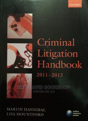 Criminal Litigation Handbook 2011-2012 | Books & Games for sale in Lagos State, Surulere