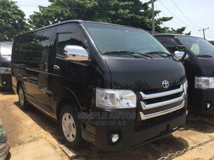 Black Toyota Hiace Bus | Buses & Microbuses for sale in Lagos State, Apapa