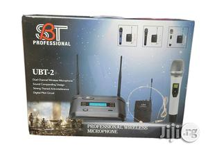 Head Microphone And Handheld Microphone Wireless | Audio & Music Equipment for sale in Lagos State, Surulere