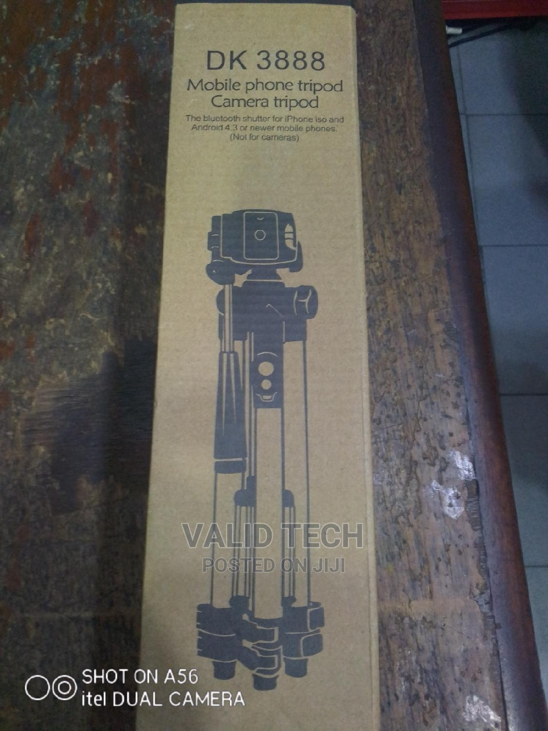 Archive: Phone And Camera Tripod