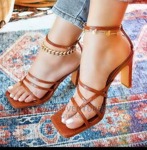 New Fashionable Women's Heels Sandals | Shoes for sale in Lagos State, Lekki