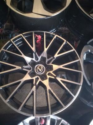 Quality Alloy Rim 19 Inches   Vehicle Parts & Accessories for sale in Lagos State, Ajah