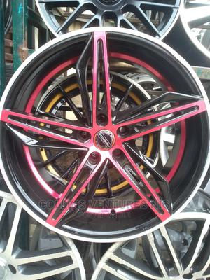 Quality Alloy Rims 20 Inches | Vehicle Parts & Accessories for sale in Lagos State, Maryland