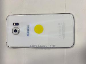 Samsung Galaxy S6 edge 32 GB White | Mobile Phones for sale in Lagos State, Ikeja