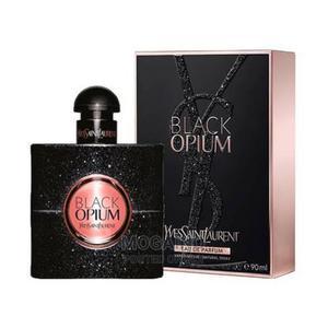 Black Opium EDP for Women 90ml   Fragrance for sale in Lagos State, Ikeja