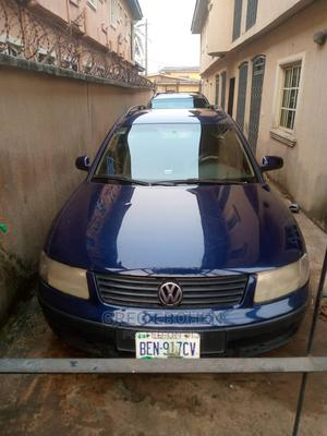Volkswagen Passat 2001 2.8 Automatic Blue | Cars for sale in Edo State, Benin City