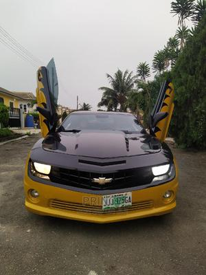 Chevrolet Camaro 2012 Yellow   Cars for sale in Lagos State, Ikeja