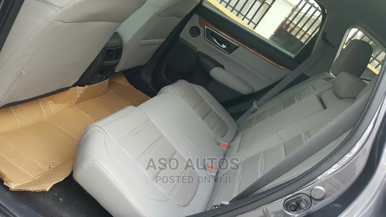 Archive: Honda CR-V 2020 EX-L AWD Gray