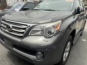 Lexus GX 2012 460 Premium Gray | Cars for sale in Lagos State, Surulere