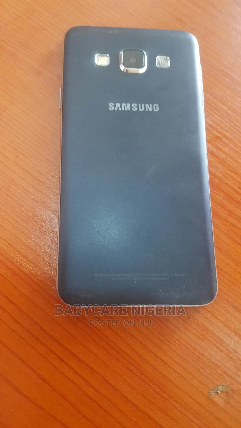 Samsung Galaxy A3 16 GB Black   Mobile Phones for sale in Ikeja, Lagos State, Nigeria