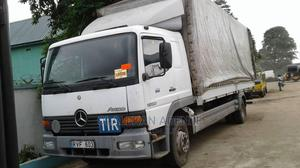 15tons German Used White Mercedes Benz Atego 1523 | Trucks & Trailers for sale in Ogun State, Ado-Odo/Ota