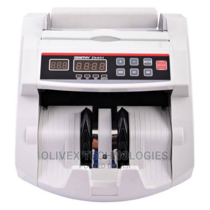 Notes Or Money Counting Machine Zenith Bill Counter