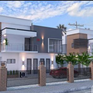 4bedroom Duplex Terraces Building in Lifecamp 4 Sale | Houses & Apartments For Sale for sale in Gwarinpa, Life Camp
