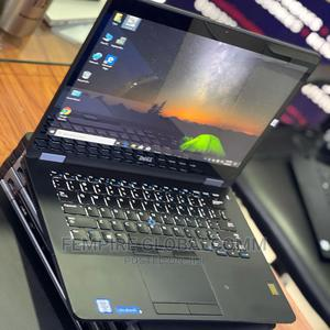 Laptop Dell Latitude 14 7480 8GB Intel Core I5 SSD 256GB | Laptops & Computers for sale in Lagos State, Ikeja