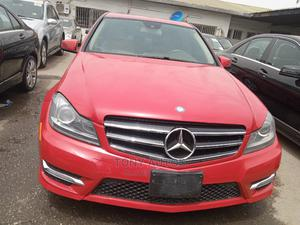 Mercedes-Benz C300 2013 Red | Cars for sale in Lagos State, Apapa
