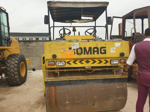 Tokunbo Bomag Vibrating Roller Compactor | Heavy Equipment for sale in Lagos State, Ajah