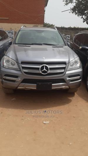 Mercedes-Benz GL Class 2012 Gray | Cars for sale in Lagos State, Alimosho