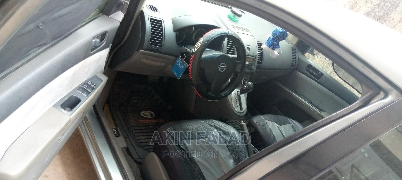 Archive: Nissan Sentra 2007 2.0 Gray
