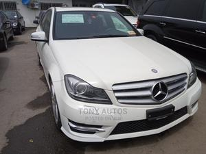Mercedes-Benz C350 2014 White   Cars for sale in Lagos State, Apapa