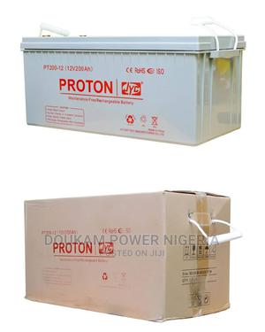 Proton Inverter Batteries 200AH | Solar Energy for sale in Lagos State, Gbagada