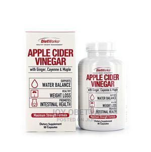 Apple Cider Vinegar | Vitamins & Supplements for sale in Lagos State, Lagos Island (Eko)