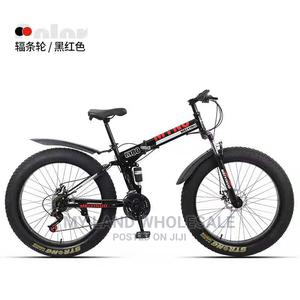 Foldable Fat Tire Bicycle (Hummer Bike)   Sports Equipment for sale in Lagos State, Surulere