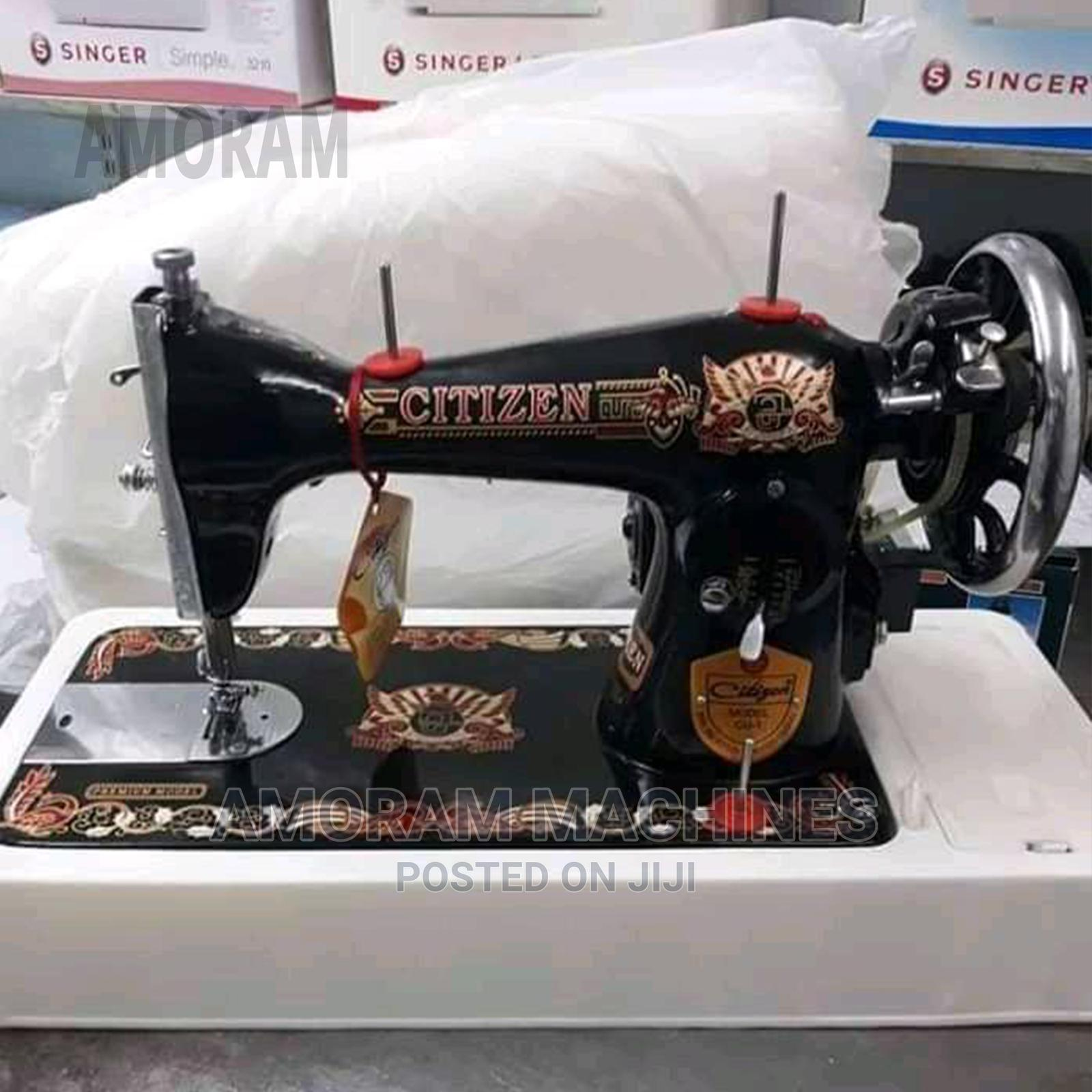 Original Citizen Sewing Machine