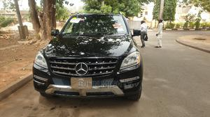 Mercedes-Benz M Class 2013 ML 350 4Matic Black | Cars for sale in Abuja (FCT) State, Garki 2