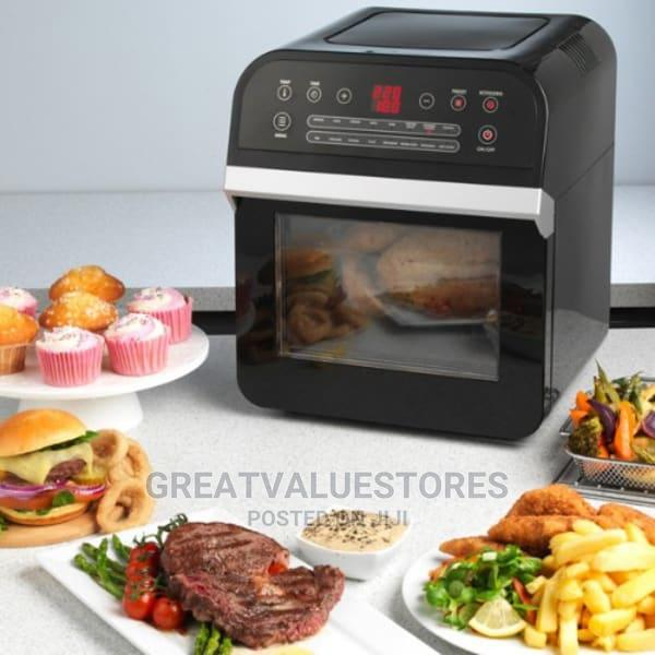 Air Fryer and Oven