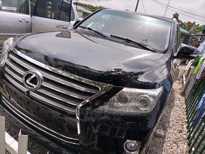 Lexus LX 2016 570 Base Black | Cars for sale in Abuja (FCT) State, Garki 2