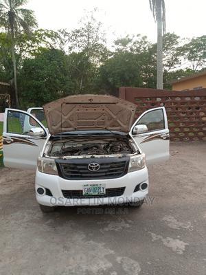 Toyota Hilux 2010 White | Cars for sale in Ogun State, Ewekoro