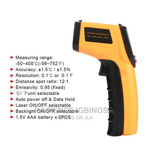 Infrared Thermometer | Medical Supplies & Equipment for sale in Edo State, Benin City