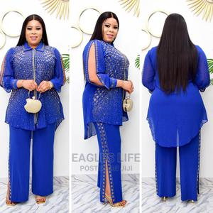 Quality Chiffon Turkey Trouser and Top | Clothing for sale in Lagos State, Lagos Island (Eko)
