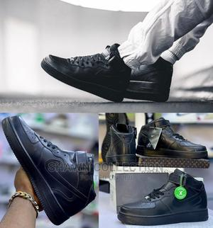 Nike Air Force High Top Sneakers   Shoes for sale in Lagos State, Lagos Island (Eko)