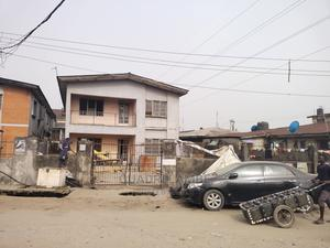 Black of 4 Flat of Three Flat | Houses & Apartments For Sale for sale in Surulere, Aguda / Surulere