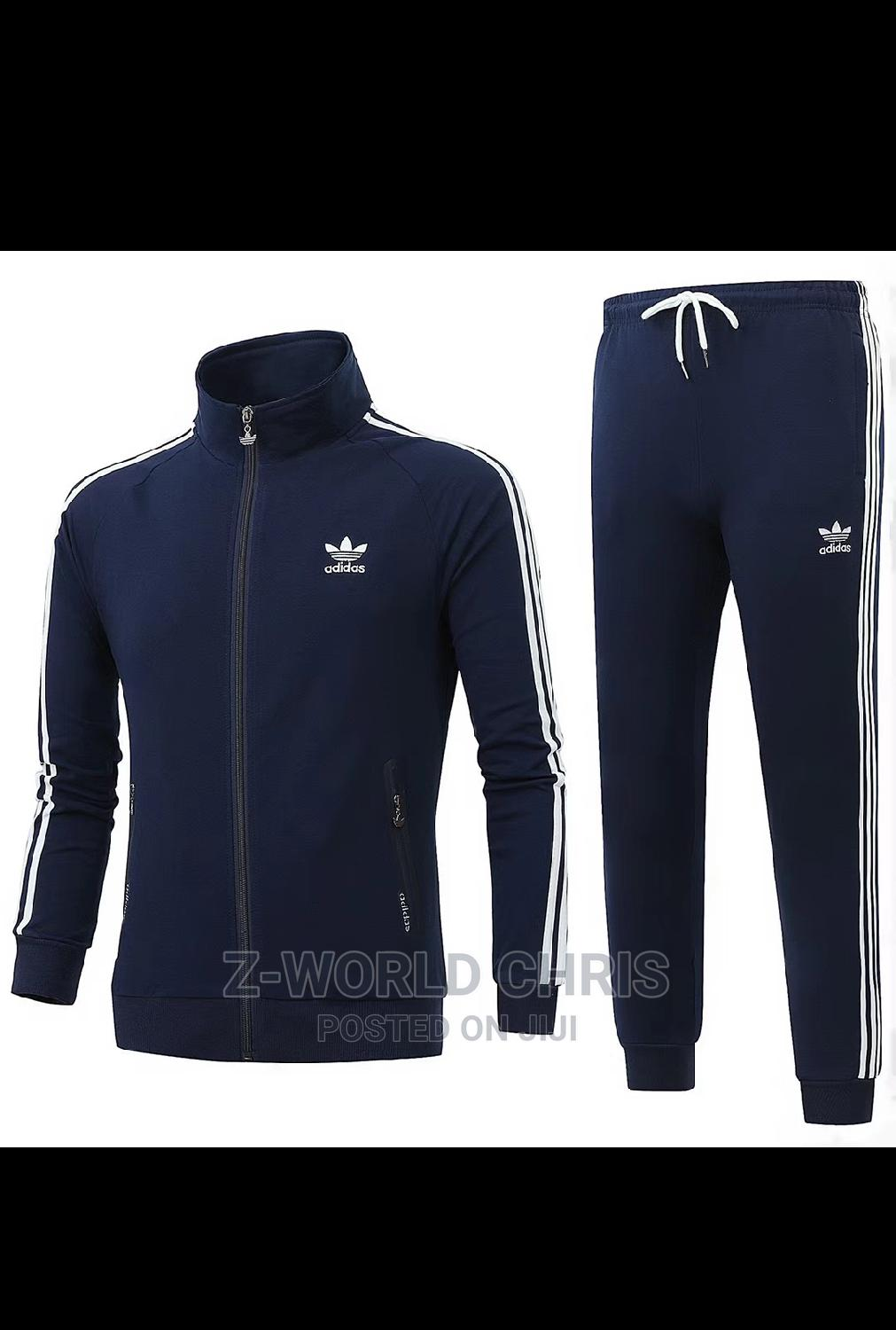 Adidas Unisex Tracksuit Pants | Clothing for sale in Surulere, Lagos State, Nigeria