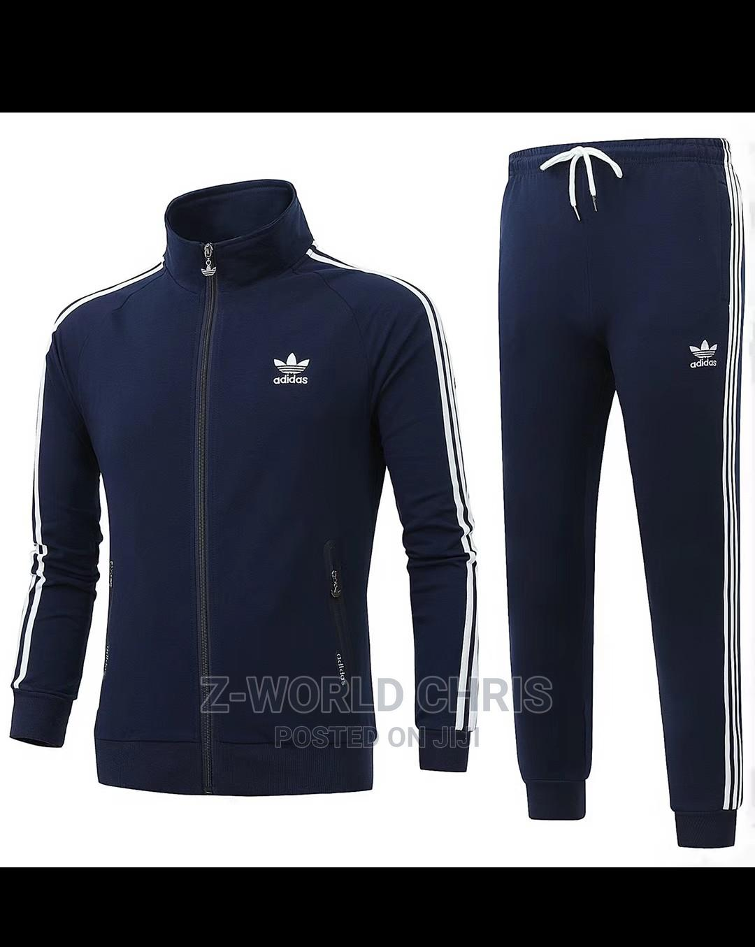 Adidas Unisex Tracksuit Pants