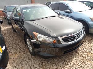 Honda Accord 2009 2.0i Automatic Black | Cars for sale in Kaduna State, Kaduna / Kaduna State