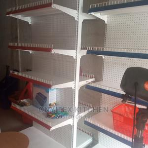 Supermarket Shelf ( Double) | Store Equipment for sale in Lagos State, Ajah