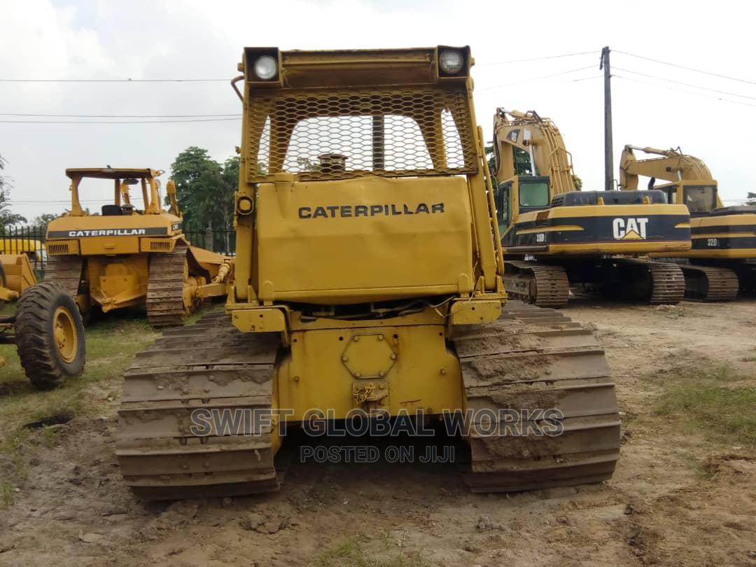 Archive: Caterpillar D6H Bulldozer 2004
