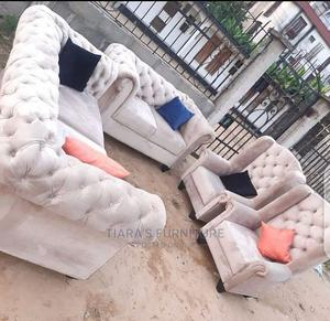 Luxury 7seater Sofa   Furniture for sale in Lagos State, Magodo