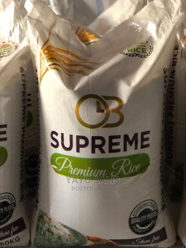 Archive: Supreme Premium Rice