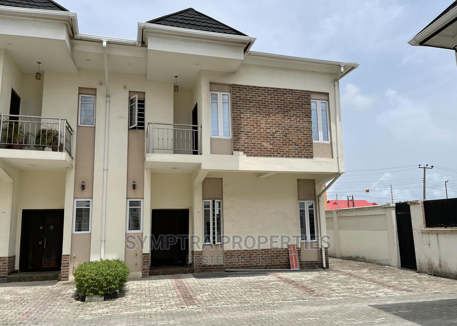 Beautiful 4 Bedroom Semi Detached Duplex in Ajah   Houses & Apartments For Sale for sale in Ajah, Lagos State, Nigeria