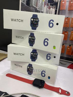 Smart Watch 6   Smart Watches & Trackers for sale in Rivers State, Port-Harcourt